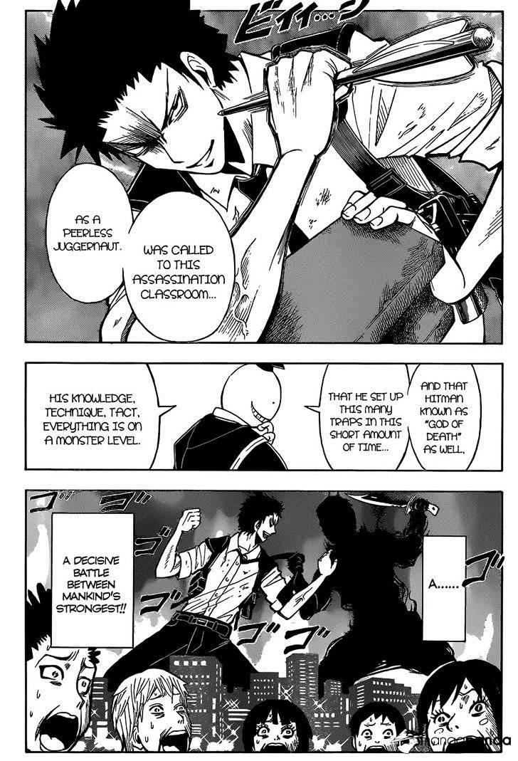Ansatsu Kyoushitsu Chapter 106  Online Free Manga Read Image 17