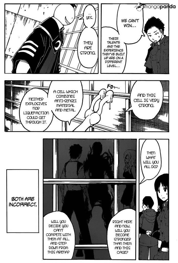 Ansatsu Kyoushitsu Chapter 106  Online Free Manga Read Image 18