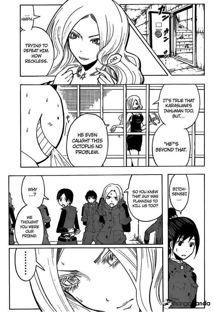 Ansatsu Kyoushitsu Chapter 106  Online Free Manga Read Image 3