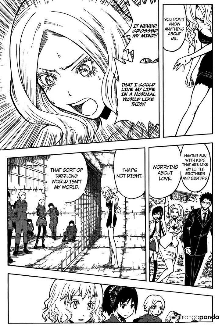 Ansatsu Kyoushitsu Chapter 106  Online Free Manga Read Image 5