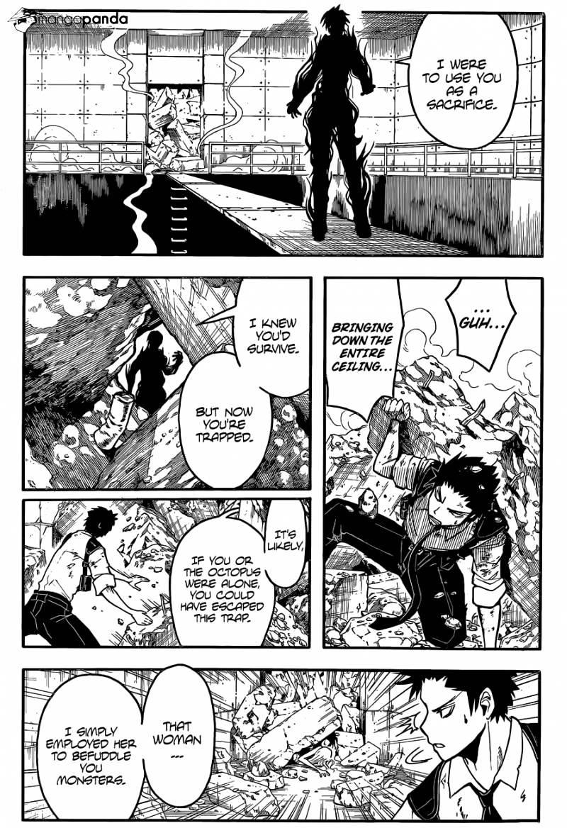 Ansatsu Kyoushitsu Chapter 107  Online Free Manga Read Image 9