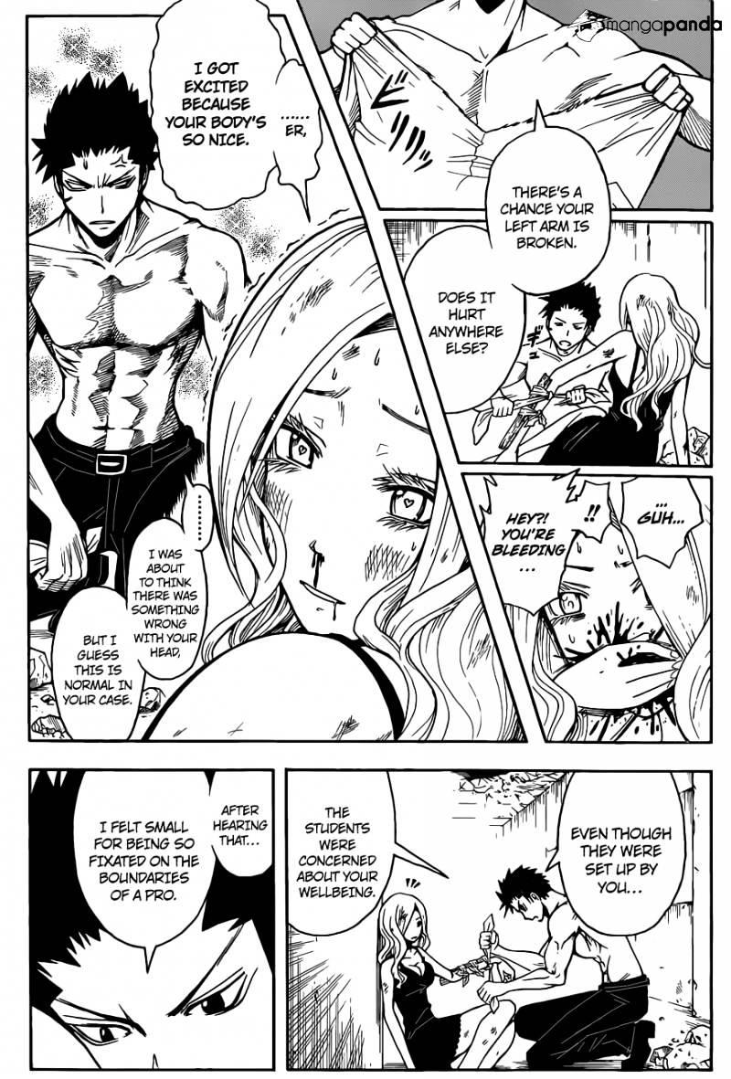Ansatsu Kyoushitsu Chapter 108  Online Free Manga Read Image 10