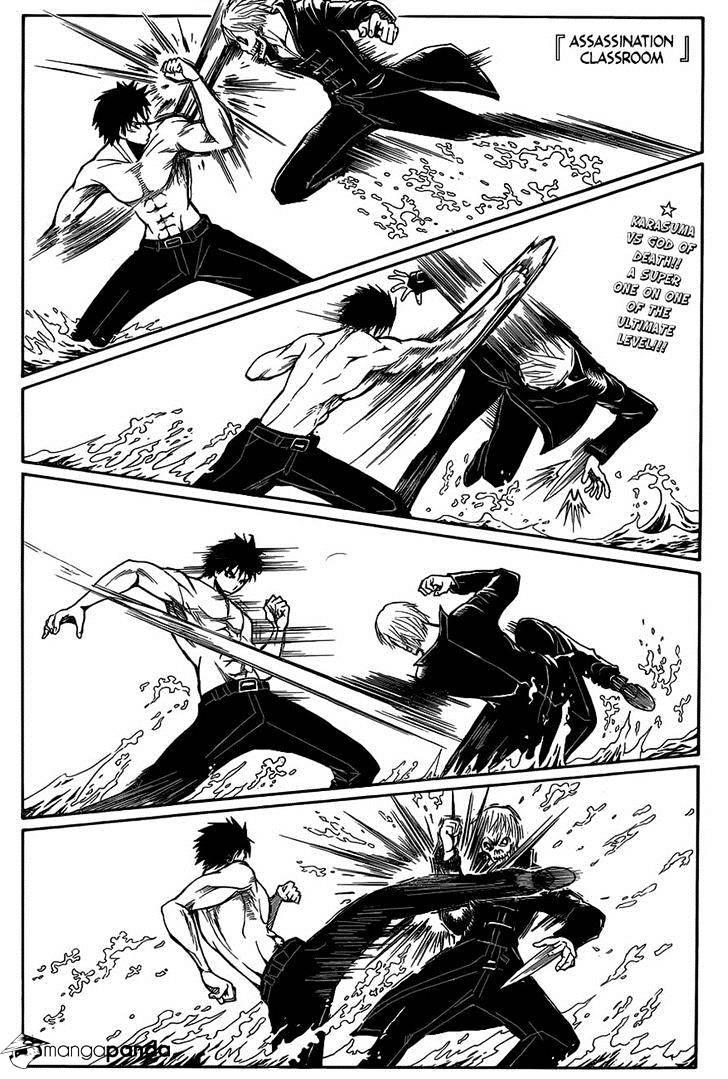 Ansatsu Kyoushitsu Chapter 109  Online Free Manga Read Image 1