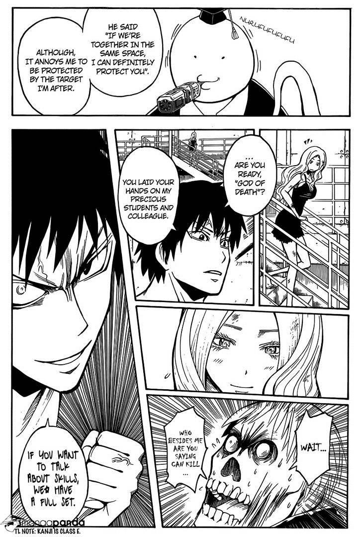 Ansatsu Kyoushitsu Chapter 109  Online Free Manga Read Image 17