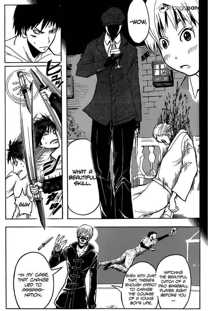 Ansatsu Kyoushitsu Chapter 109  Online Free Manga Read Image 8