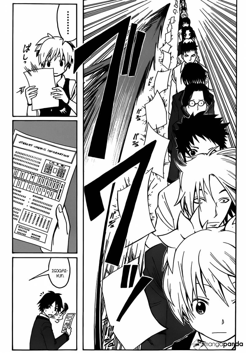 Ansatsu Kyoushitsu Chapter 11  Online Free Manga Read Image 13