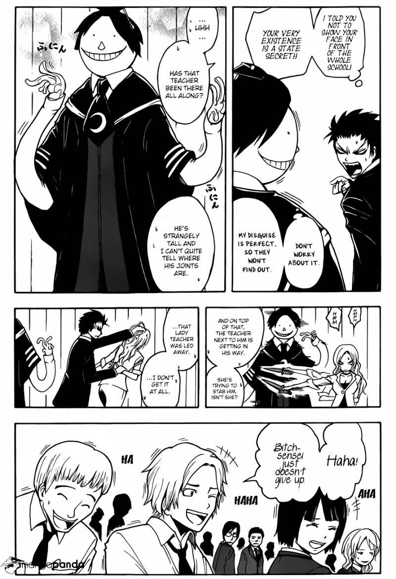 Ansatsu Kyoushitsu Chapter 11  Online Free Manga Read Image 15