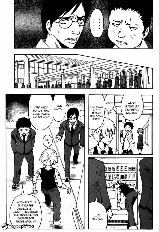 Ansatsu Kyoushitsu Chapter 11  Online Free Manga Read Image 16