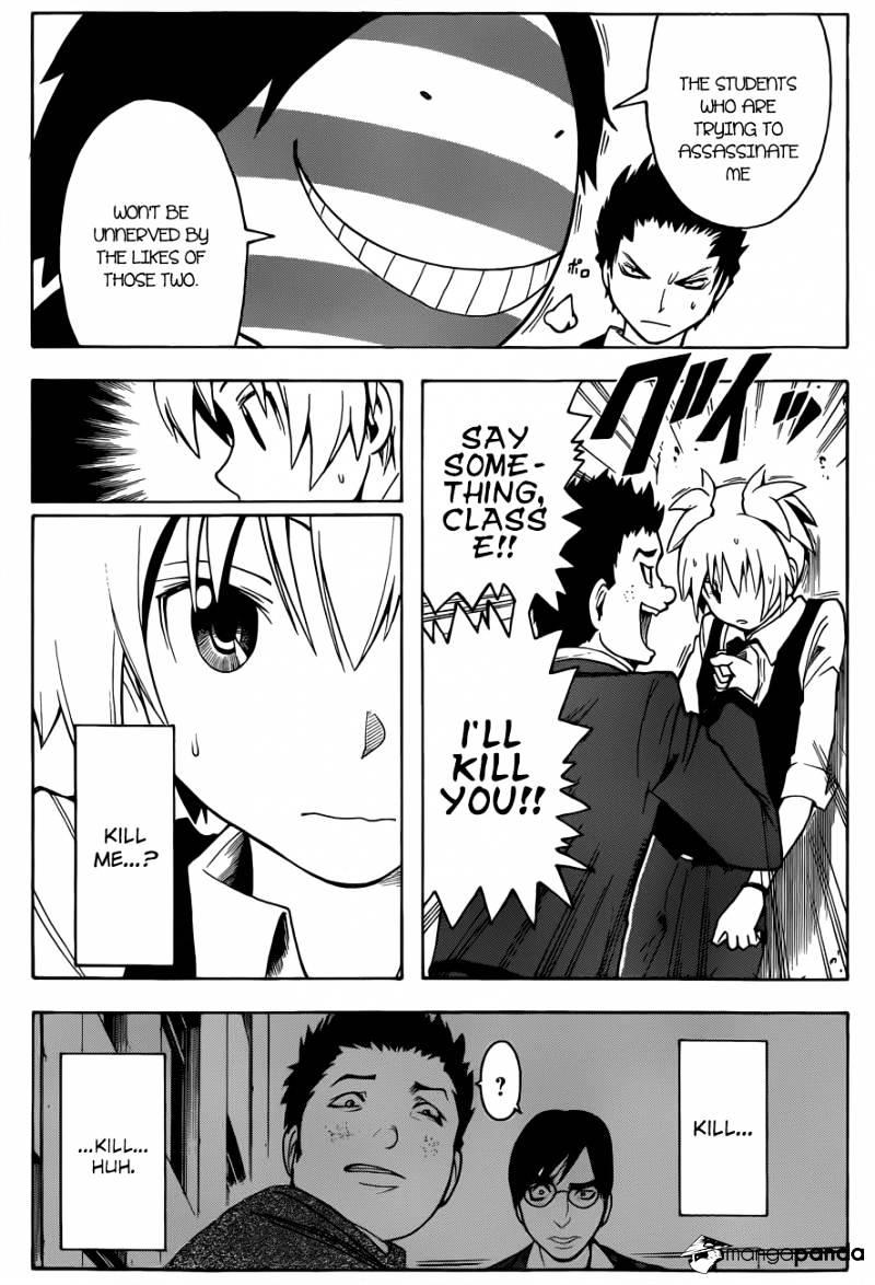 Ansatsu Kyoushitsu Chapter 11  Online Free Manga Read Image 18