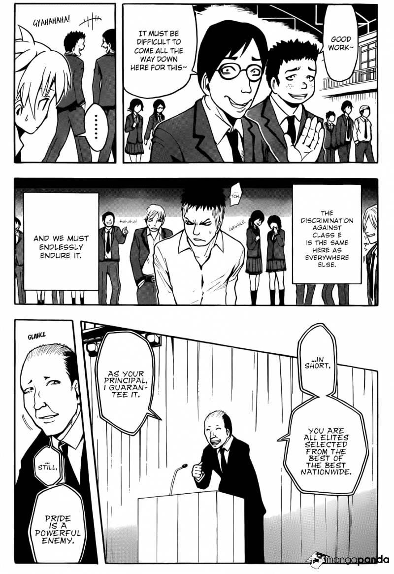 Ansatsu Kyoushitsu Chapter 11  Online Free Manga Read Image 4