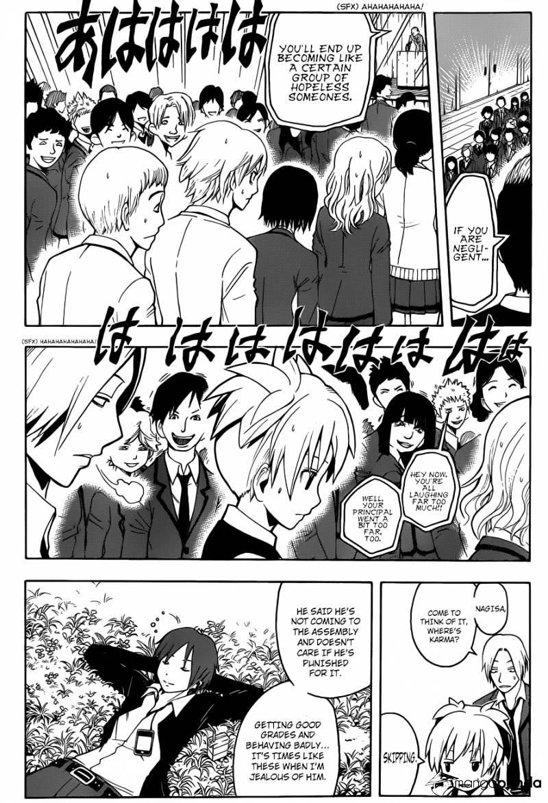 Ansatsu Kyoushitsu Chapter 11  Online Free Manga Read Image 5
