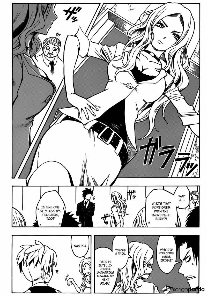 Ansatsu Kyoushitsu Chapter 11  Online Free Manga Read Image 9