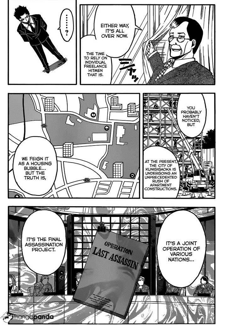 Ansatsu Kyoushitsu Chapter 110  Online Free Manga Read Image 13