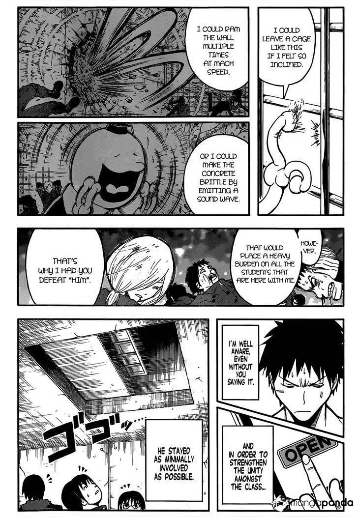 Ansatsu Kyoushitsu Chapter 110  Online Free Manga Read Image 2