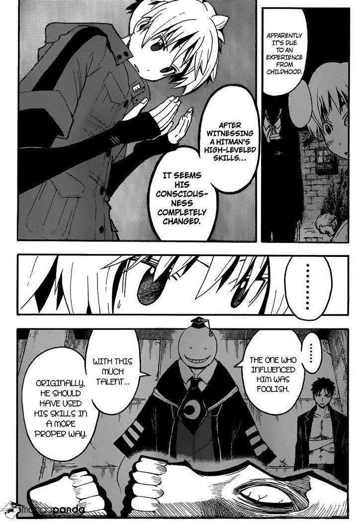 Ansatsu Kyoushitsu Chapter 110  Online Free Manga Read Image 4