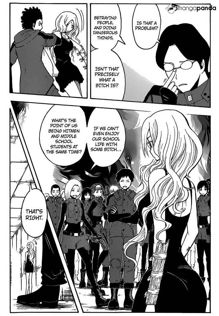 Ansatsu Kyoushitsu Chapter 110  Online Free Manga Read Image 8