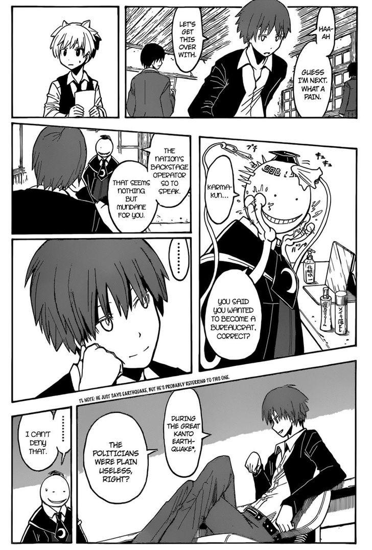 Ansatsu Kyoushitsu Chapter 111  Online Free Manga Read Image 10