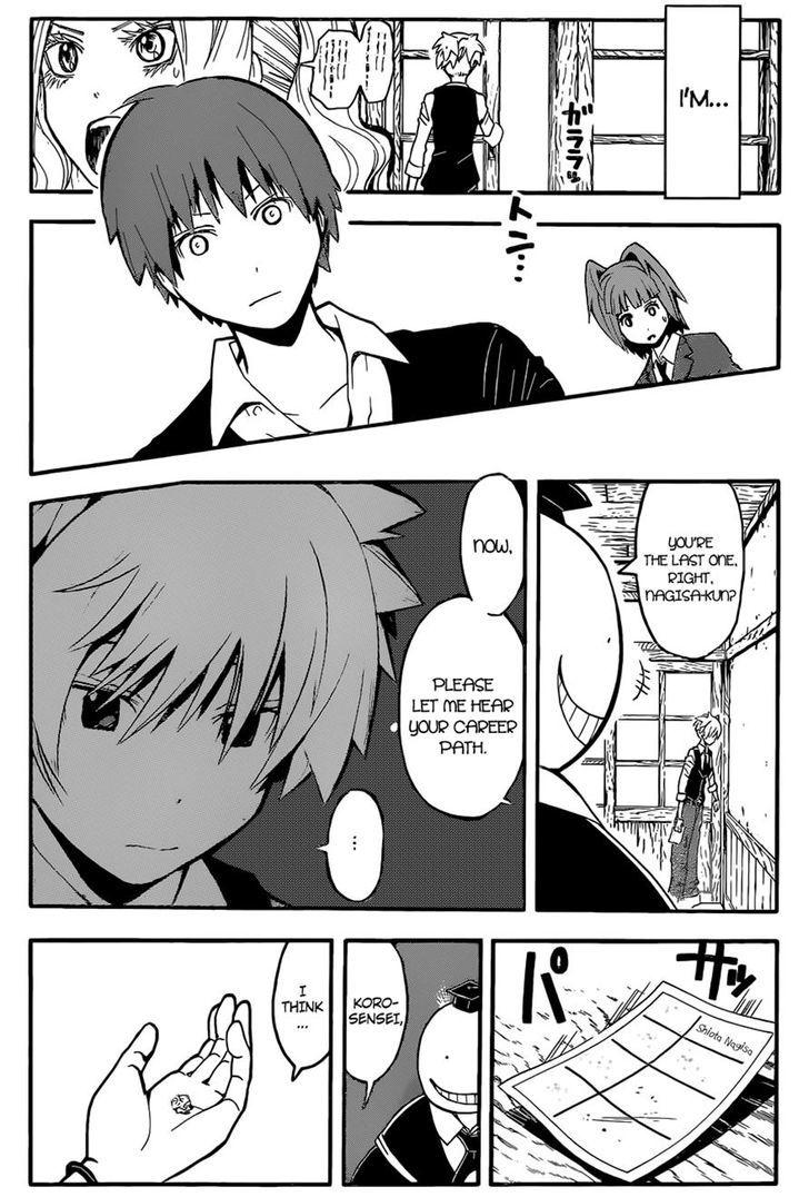 Ansatsu Kyoushitsu Chapter 111  Online Free Manga Read Image 18