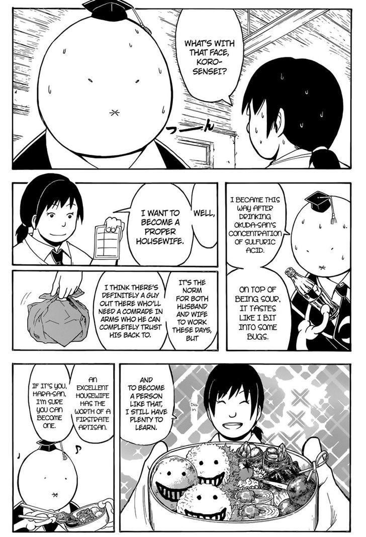 Ansatsu Kyoushitsu Chapter 111  Online Free Manga Read Image 7