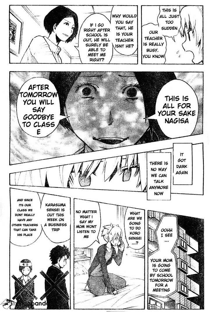 Ansatsu Kyoushitsu Chapter 112  Online Free Manga Read Image 14