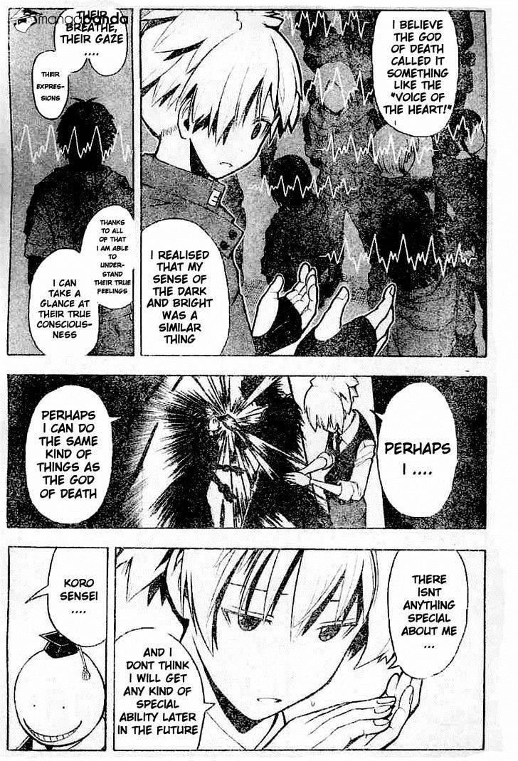 Ansatsu Kyoushitsu Chapter 112  Online Free Manga Read Image 2
