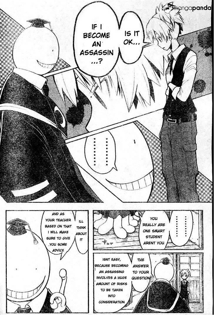 Ansatsu Kyoushitsu Chapter 112  Online Free Manga Read Image 3