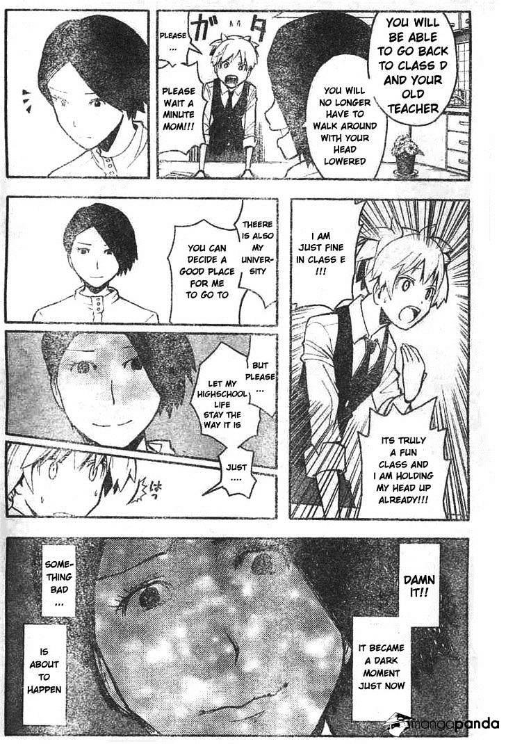 Ansatsu Kyoushitsu Chapter 112  Online Free Manga Read Image 8