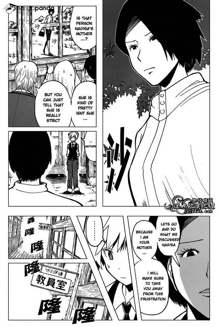 Ansatsu Kyoushitsu Chapter 113  Online Free Manga Read Image 8
