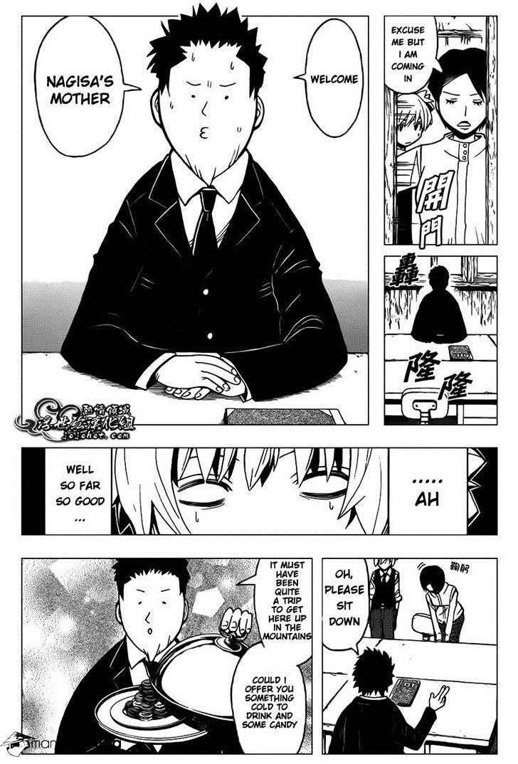 Ansatsu Kyoushitsu Chapter 113  Online Free Manga Read Image 9