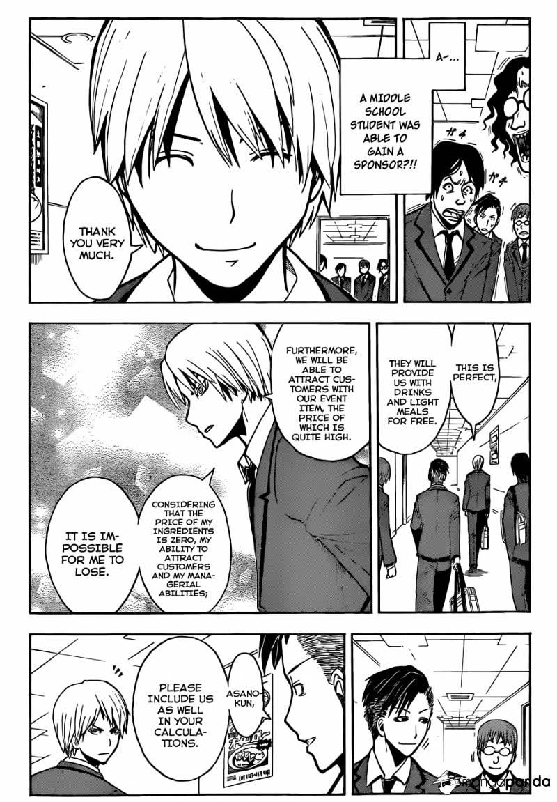 Ansatsu Kyoushitsu Chapter 115  Online Free Manga Read Image 12