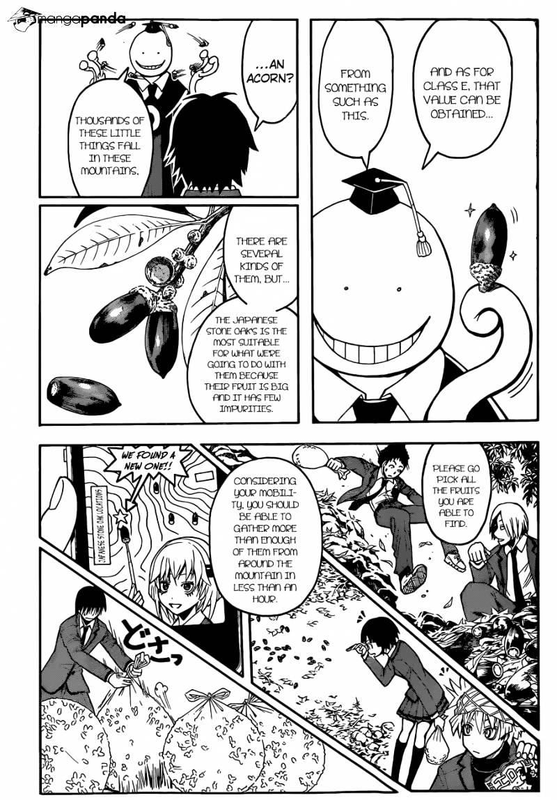 Ansatsu Kyoushitsu Chapter 115  Online Free Manga Read Image 14