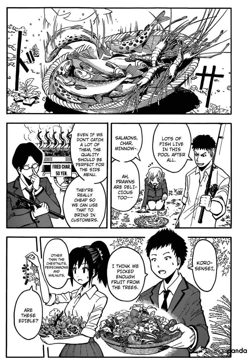 Ansatsu Kyoushitsu Chapter 115  Online Free Manga Read Image 19