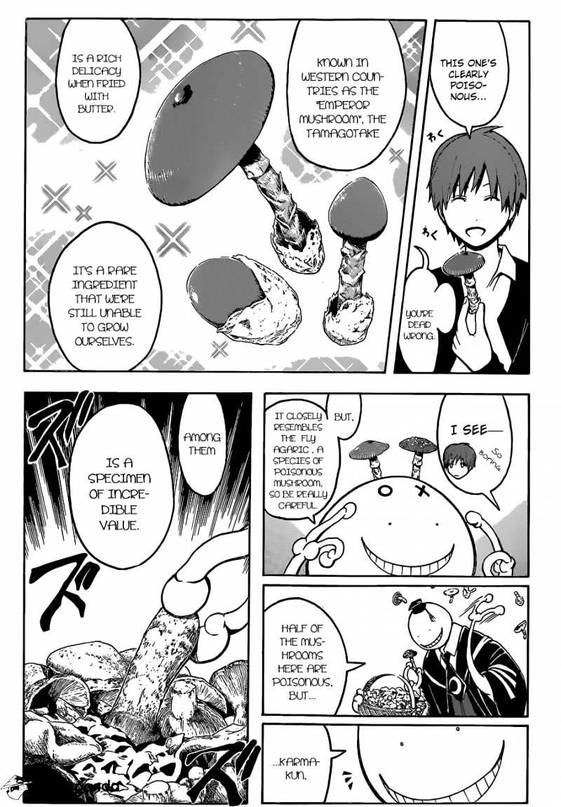 Ansatsu Kyoushitsu Chapter 115  Online Free Manga Read Image 21