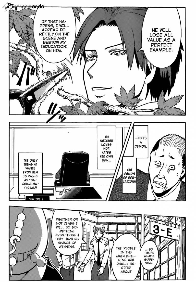 Ansatsu Kyoushitsu Chapter 115  Online Free Manga Read Image 9