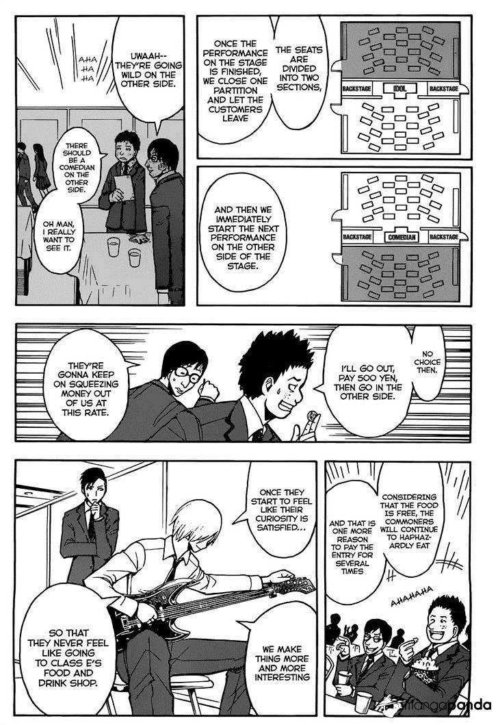 Ansatsu Kyoushitsu Chapter 116  Online Free Manga Read Image 12