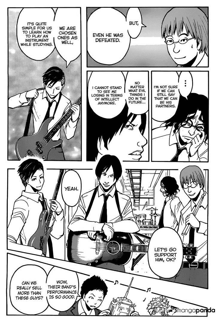 Ansatsu Kyoushitsu Chapter 116  Online Free Manga Read Image 14