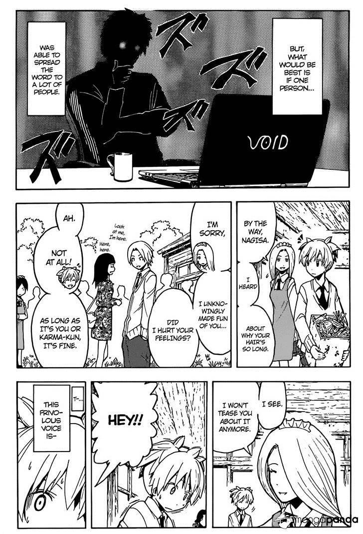 Ansatsu Kyoushitsu Chapter 116  Online Free Manga Read Image 17
