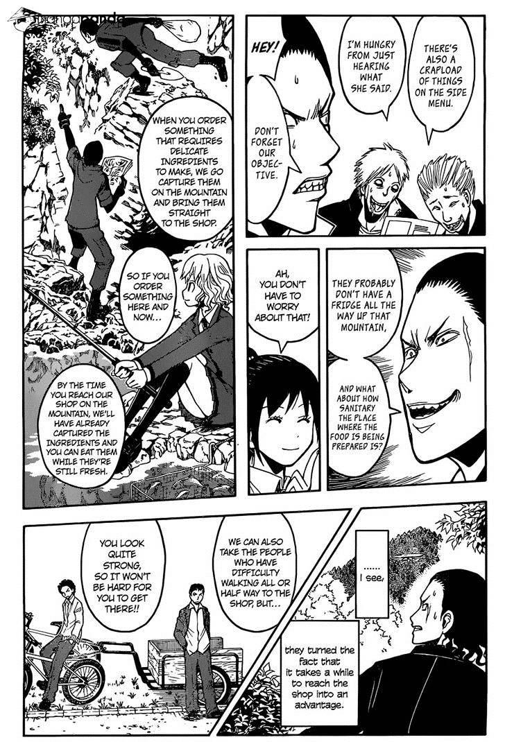 Ansatsu Kyoushitsu Chapter 116  Online Free Manga Read Image 3