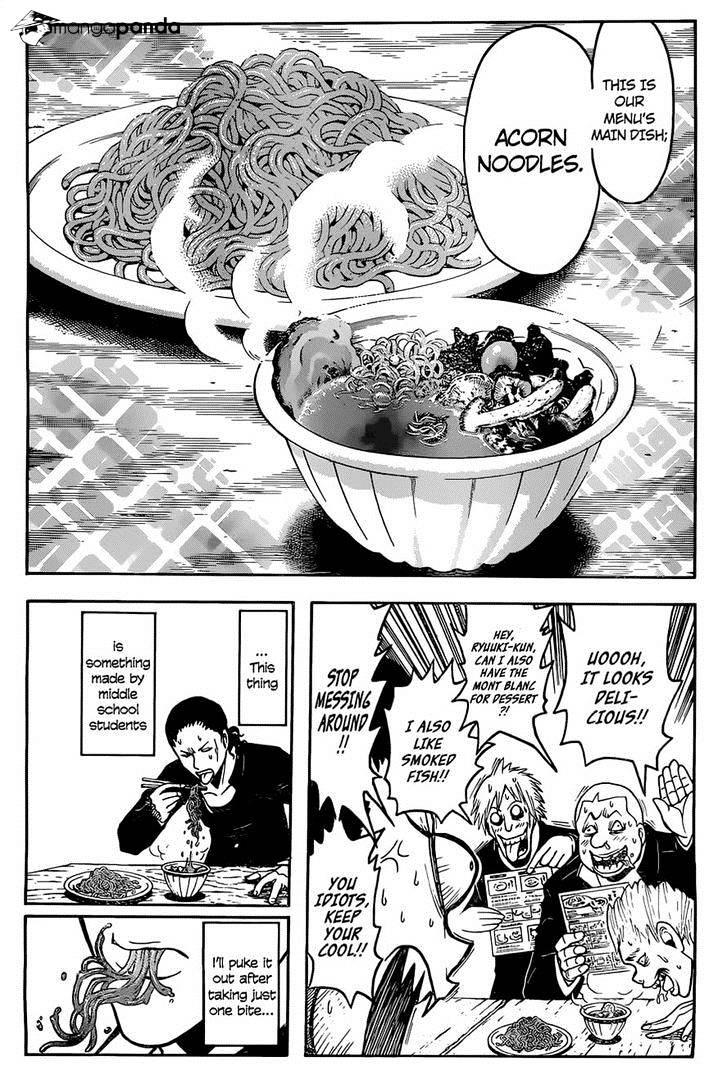 Ansatsu Kyoushitsu Chapter 116  Online Free Manga Read Image 6
