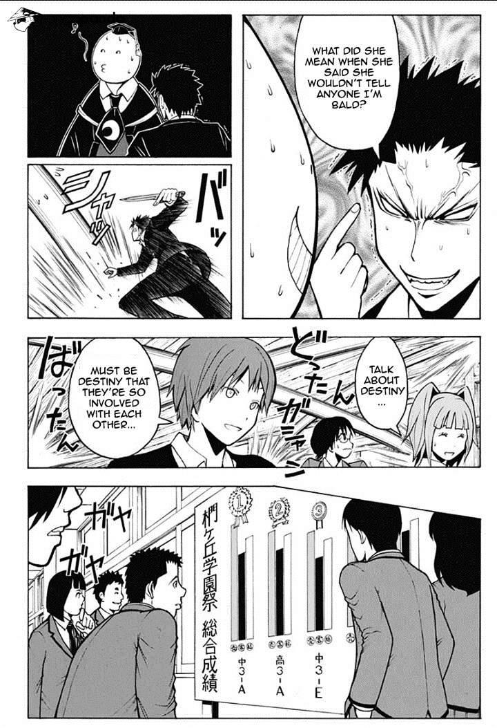 Ansatsu Kyoushitsu Chapter 118  Online Free Manga Read Image 10