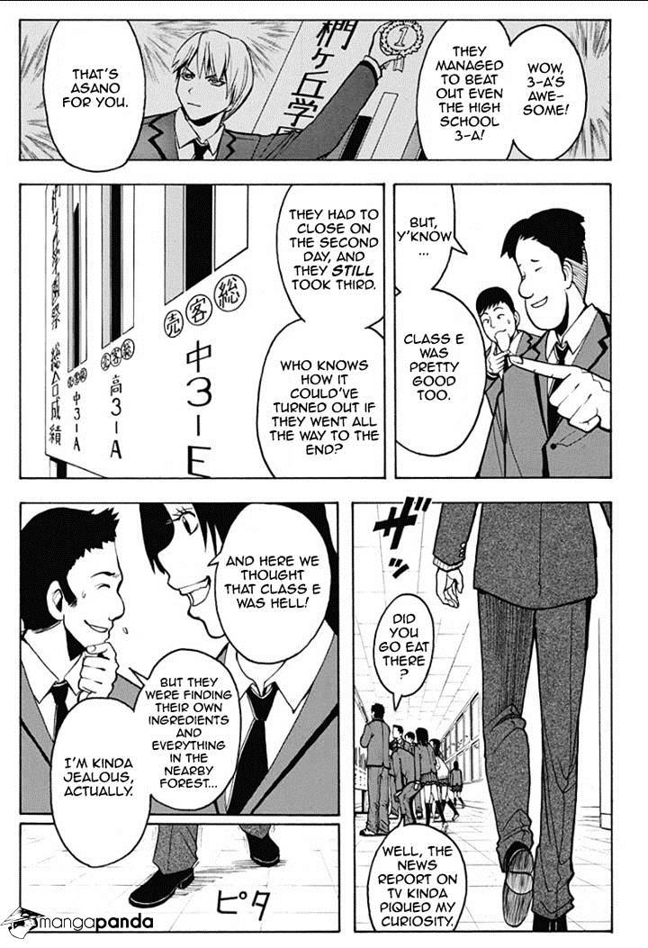 Ansatsu Kyoushitsu Chapter 118  Online Free Manga Read Image 11