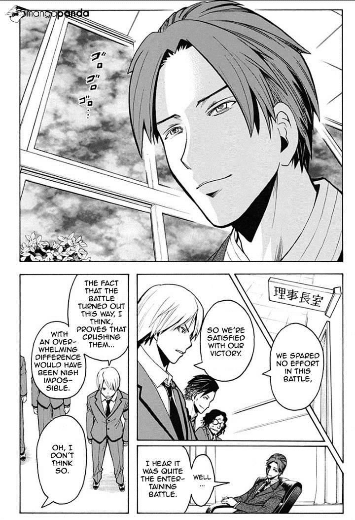 Ansatsu Kyoushitsu Chapter 118  Online Free Manga Read Image 12
