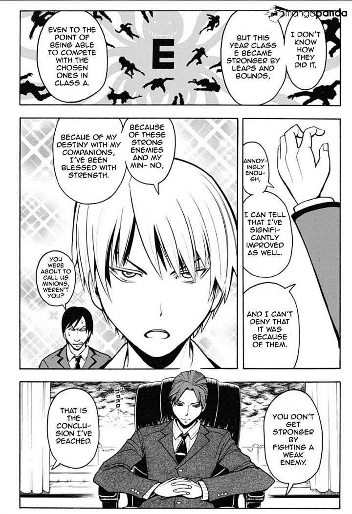 Ansatsu Kyoushitsu Chapter 118  Online Free Manga Read Image 14