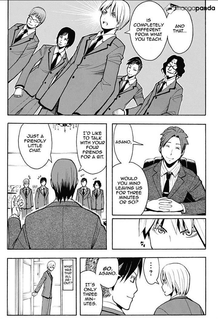 Ansatsu Kyoushitsu Chapter 118  Online Free Manga Read Image 15