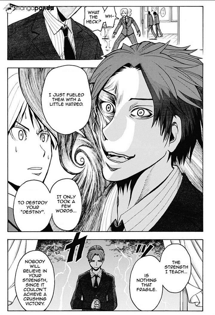 Ansatsu Kyoushitsu Chapter 118  Online Free Manga Read Image 17