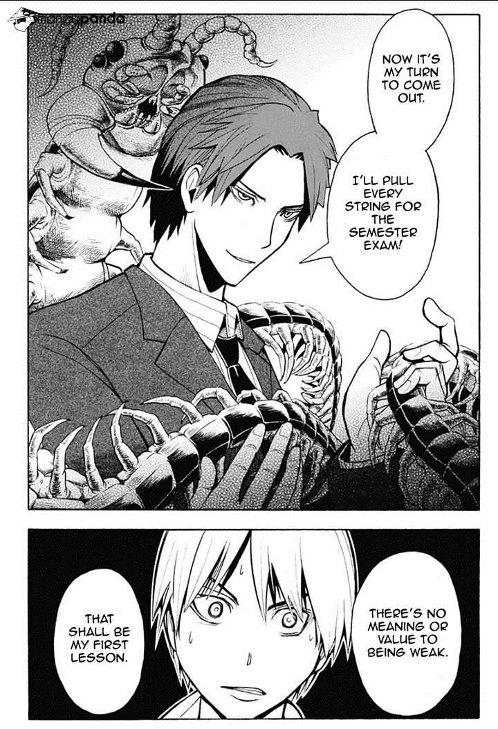 Ansatsu Kyoushitsu Chapter 118  Online Free Manga Read Image 18