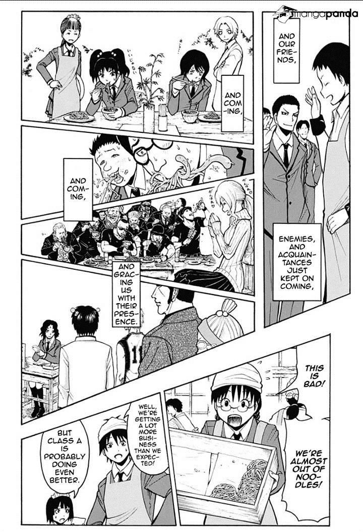 Ansatsu Kyoushitsu Chapter 118  Online Free Manga Read Image 2