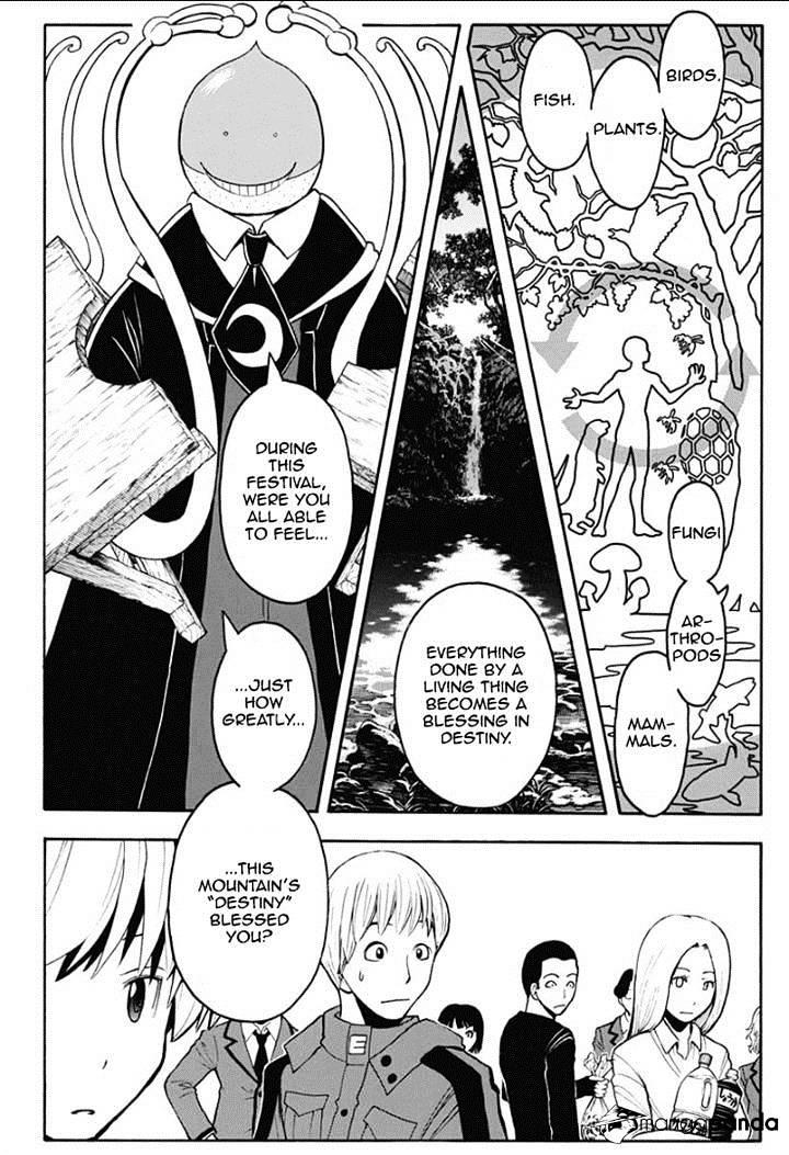 Ansatsu Kyoushitsu Chapter 118  Online Free Manga Read Image 4