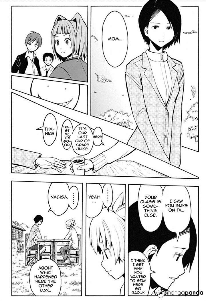 Ansatsu Kyoushitsu Chapter 118  Online Free Manga Read Image 6