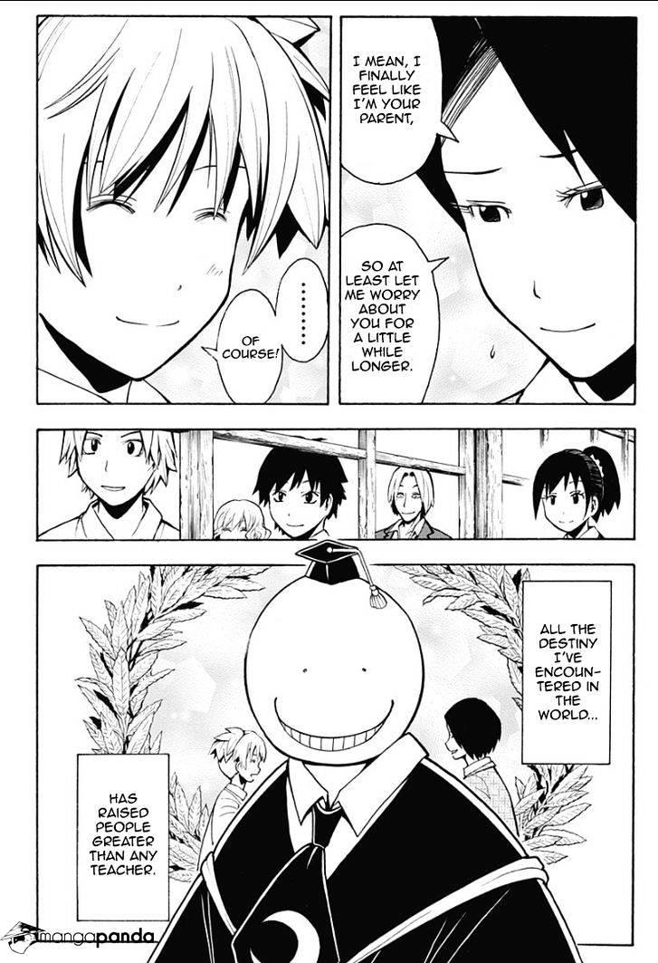 Ansatsu Kyoushitsu Chapter 118  Online Free Manga Read Image 8